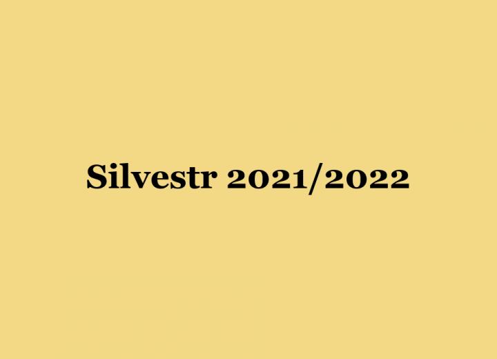 Silvestr 2021/2022