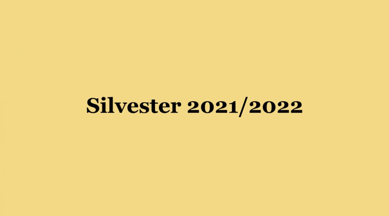 Silvester 2021/2022